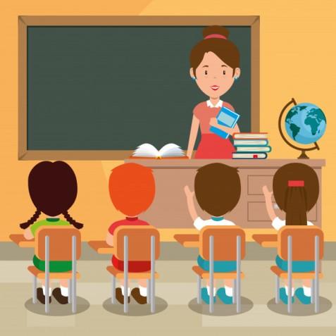 volver-maestra-escuela-ensenando-sus-alumnos_24877-6775